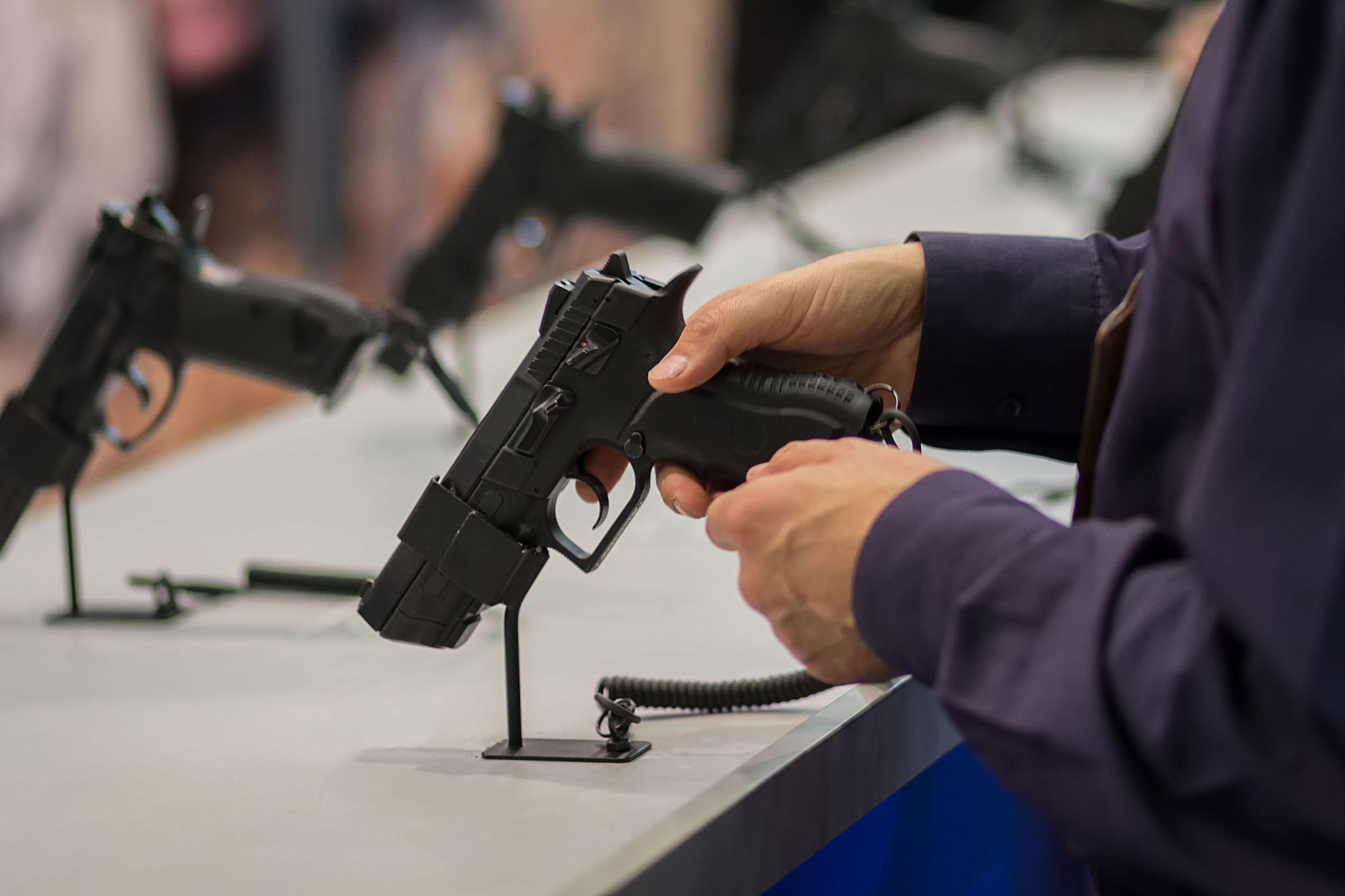 Gun Safety Course Universal Gun Safety